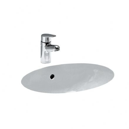 811191 - Laufen Pro 530mm x 405mm Built-in Washbasin - 8.1119.1